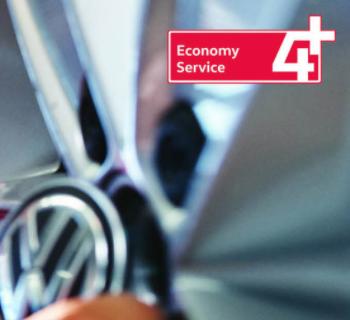 Economy Service – für Ihren VW ab 4 Jahren