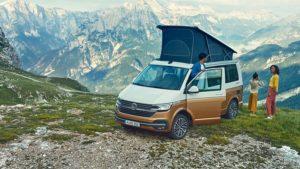 Das Volkswagen T6.1 California Reisemobil